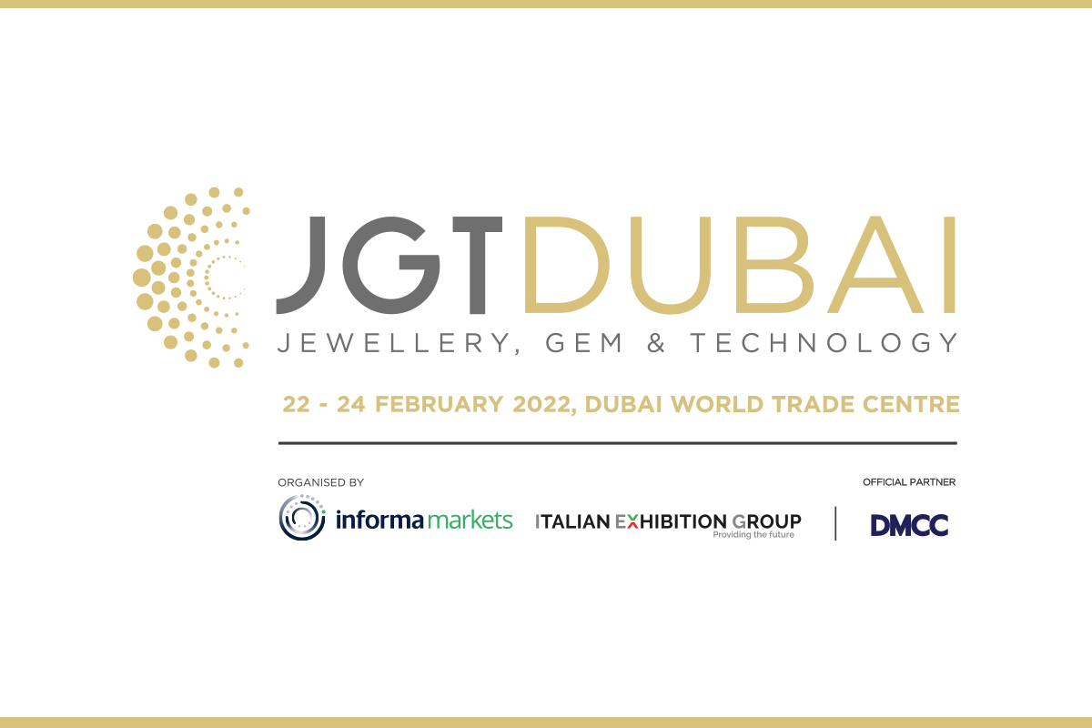 Jewellery, Gem & Technology Dubai to debut in 2022