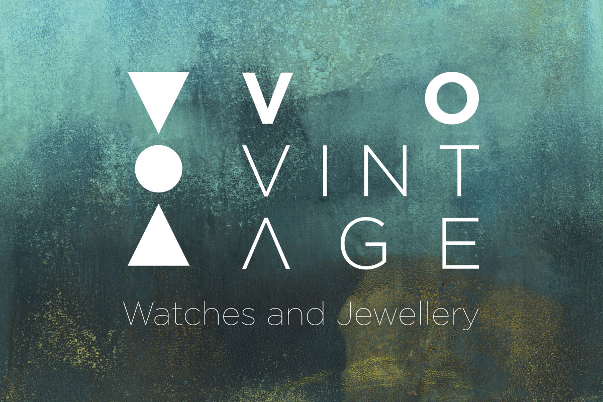 VO Vintage: the temple of beauty among vintage watches and jewellery