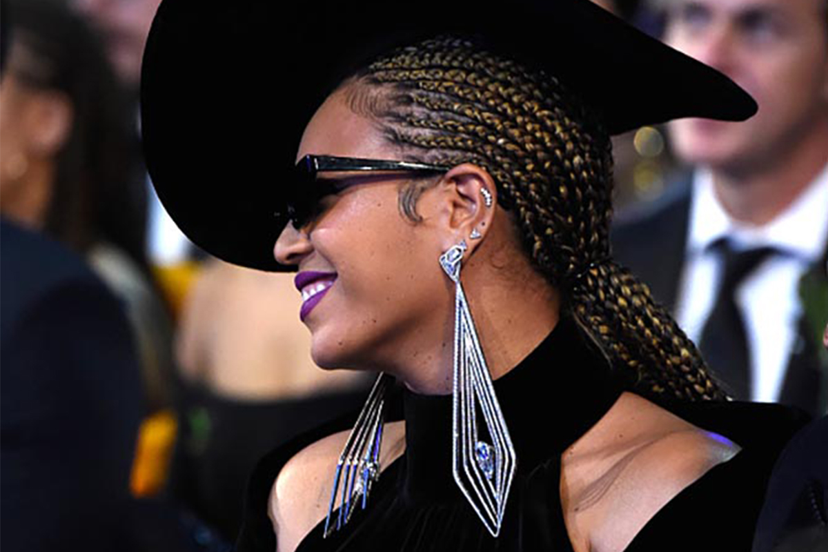 The coolest jewellery worn at the Grammy Awards 2018