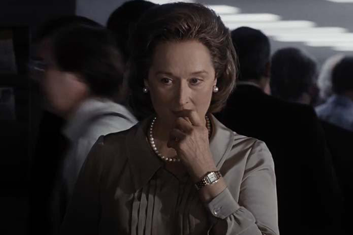The power of Katharine Graham's jewellery