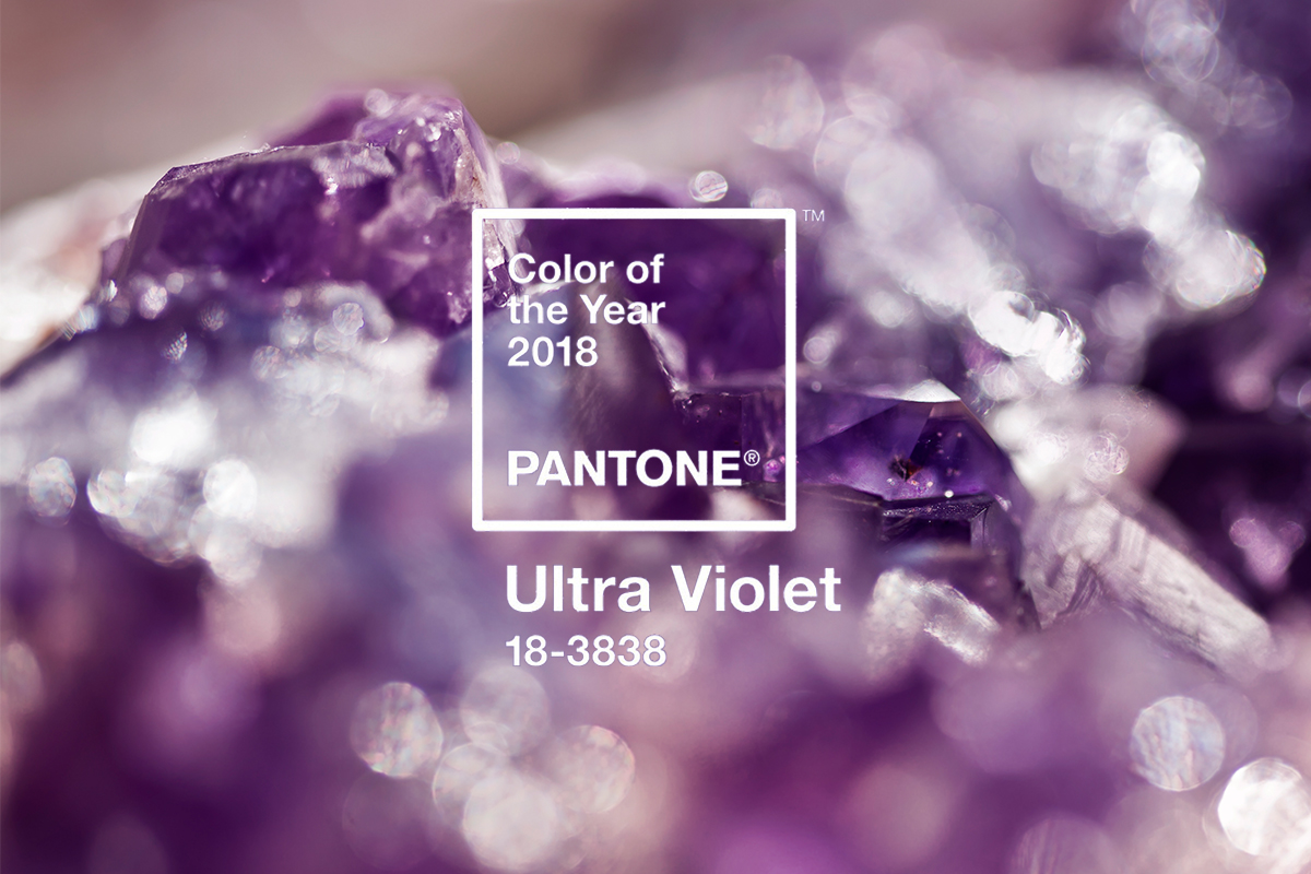 Ultra violet: from the colour to amethyst, the gem of the year